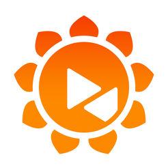 向日葵logo