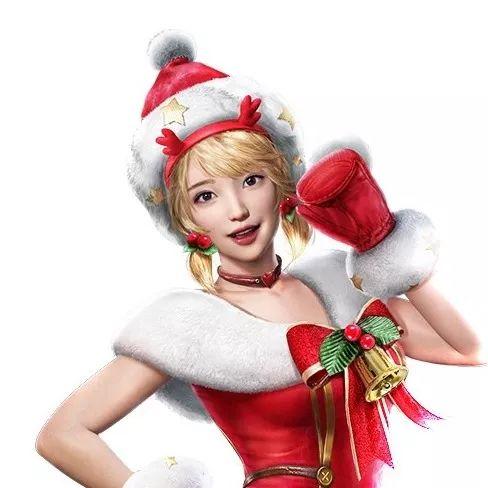 和平精英超值圣诞大吉套装皮肤介绍