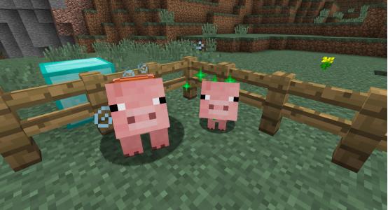 我的世界千里猪制作教程