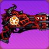 崩坏学园2武器撒旦的诅咒LV99装备信息介绍
