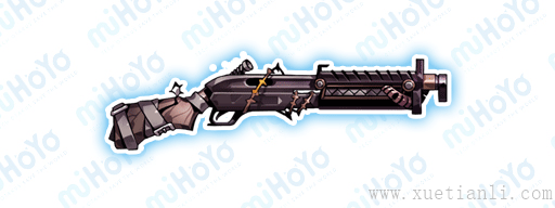 崩坏学园2武器拾荒者的自制火枪LV99装备信息介绍