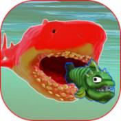 饥饿的鱼模拟器