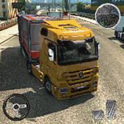 欧洲卡车驾驶模拟器2019