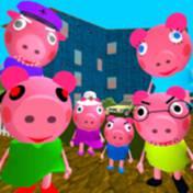 小猪佩奇邻居