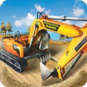 真实挖掘机模拟器