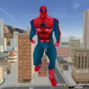 绳索蜘蛛侠英雄